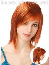 easy shag long hair cute long haircuts with side bangs and layers really cute and easy