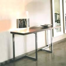 table de cuisine modulable table console cuisine table console bois design modulable en et m