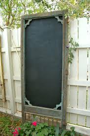 vintage screen door add exterior grade plywood panel painted