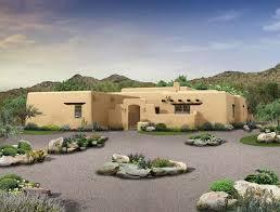 small pueblo style house plans house design plans