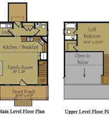 the right small house floor plan for small family home tiny house