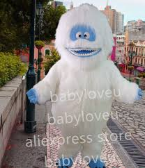 abominable snowman costume click to buy new snow mascot costume fancy hot sale dog