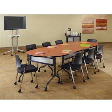 modular conference training tables safco impromptu mobile training table officechairsusa