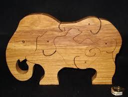 Puzzle Len Puzzles Wooden Len