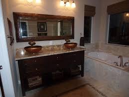Vessel Sink Bathroom Ideas Kraus Vessel Sinks Copper Vessel Sink Vanity Bathrooms With