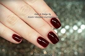 gelish most popular colour u2013 a touch of sass funky fingers factory