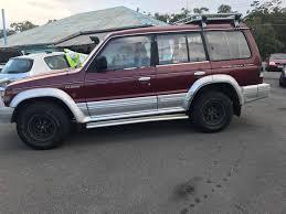 mitsubishi wagon 1990 mitsubishi pajero nl gls wagon 7st 4dr man 5sp 4x4 2 8dt u2013 galaxy