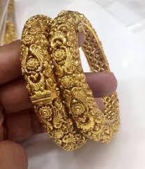 pin by nida asif on jewellery bangle gold bangles