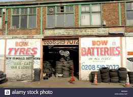 Garage Workshop by W J Cearns Ltd Bow Tyres U0026 Batteries Motor Mechanics Garage