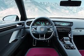 volkswagen coupe new volkswagen cross coupe suv concept autoomagazine