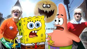spongebob in real life episode 3 mermaid man u0026 barnacle boy