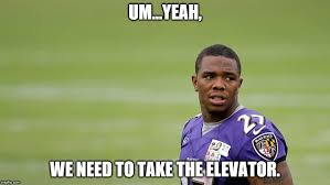 Ray Rice Memes - image tagged in elevator ray rice imgflip