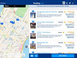 booking com app is updated with a new design for ios 7 iclarified