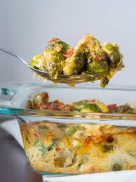 thanksgiving brussel sprouts bacon bacon brussels sprouts gratin u2013 12 tomatoes