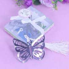 favors online butterfly bookmark favors online butterfly bookmark favors for sale