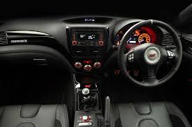 bugeye subaru interior our 5 favorite subaru wrx sti models automobile magazine