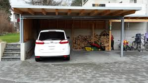 Open Carport by File Carport Flachdach Jpg Wikimedia Commons