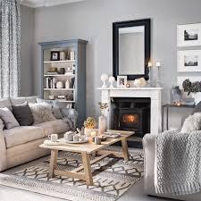 Grey Living Room Interior Design retina