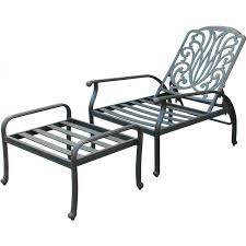 Outdoor Wicker Chair With Ottoman Outdoor Tweetalk