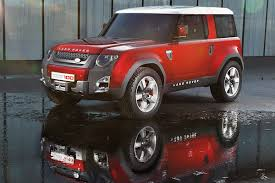 land rover red land rover dc100 concepts gain a red hue for new delhi auto expo