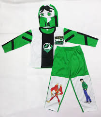 Boys Halloween T Shirts by 2017 Kid Cosplay Halloween Party Costumes Ben 10 Race Against