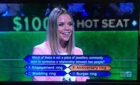 Daniel Tosh Wedding Ring by Daniel Tosh Wedding Ring Weddings Gallery