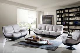 Wooden Sofa Set Designs For Drawing Room Impressive Design Ideas Using Rectangular Black Leather Sofas And