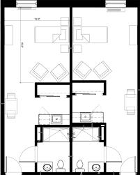 Ada Floor Plans by Apartment Options Rock Island Village
