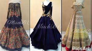 gown design top beautiful party gown designs for engagement heavy embroidered