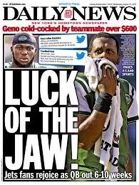 Geno Smith Meme - these geno smith memes show what a joke the new york jets truly are