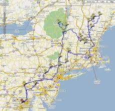 best road maps for usa map of mid east coast usa at maps multistate wall maps by