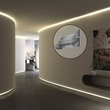 led cove lighting strips led strip mounting channel cove lighting