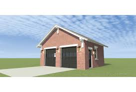 colonial garage plans eplans colonial garage plan brick garage compliments many