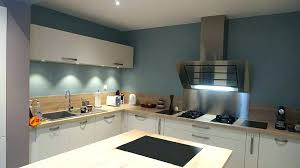 cuisine bois blanche cuisine bois et blanc cuisine blanc et bois sol gris cethosia me