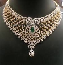 bridal sets for 8 lakhs diamond bridal sets by psj stunning bridal