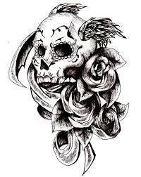 new skull tattoo design new snake candle lamp n