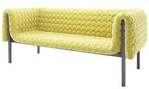 sofa ruché by inga sempé for ligne roset karmatrendz