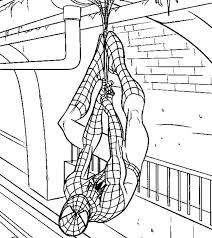 spiderman coloring spiderman coloring sheets