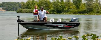 pro angler features smoker craft boats
