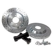 baer 2261030 eradispeed1 cast iron brake rotors ebay