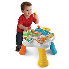 table d eveil avec siege ma table d activités bilingue multicolore jeu recherche