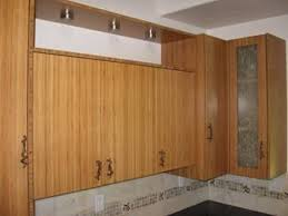 bamboo kitchen cabinet bamboo kitchen cabinets interior4you