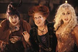 so the hocus pocus sequel is now a disney channel tv reboot sigh