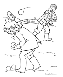 free winter coloring pages chuckbutt