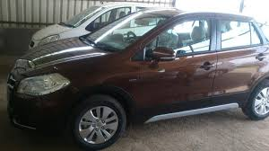 subaru india s cross seen in flesh indian cars autocar india forum
