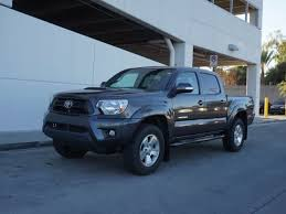find used toyota tacoma 2015 toyota tacoma prerunner hsard to find trd tucson az