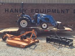 2016 ls tractor xg3032h tractor loader box cutter and trailer
