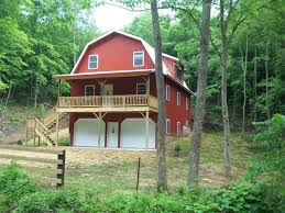 Barn House For Sale Vernon County Near La Farge Hillsboro On Cty P Amish Homes For