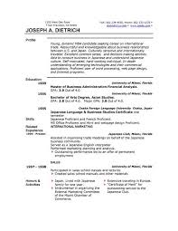 High School Resume Samples  basic resume samples for high school