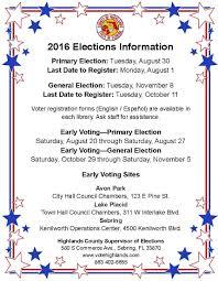 Sebring Florida Map highlands county elections information heartland library cooperative